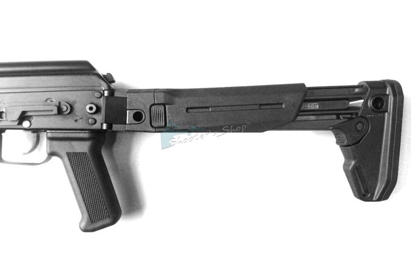 Приклад складной для (АК/Сайга/Сайга-9) Magpul Zhukov-S